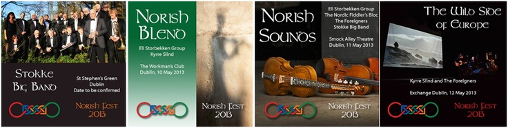 Norish Fest is a Norwegian-Irish initiative to organise events and to create meeting points for cultural exchange, social networking and business networking between the two countries Norway and Ireland.