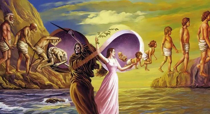 Как христианство лишилось реинкарнации