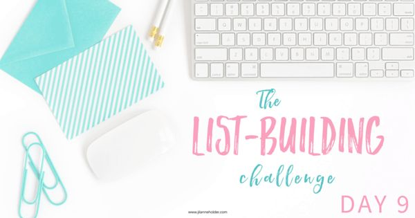Building Your List With eBooks