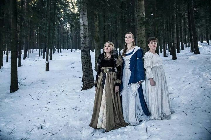 Queen Brunhild ladys