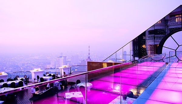 Nice Pin By Places To Visit 52nd Floor Of Lebua State Tower On Silom Road Bangkok Great