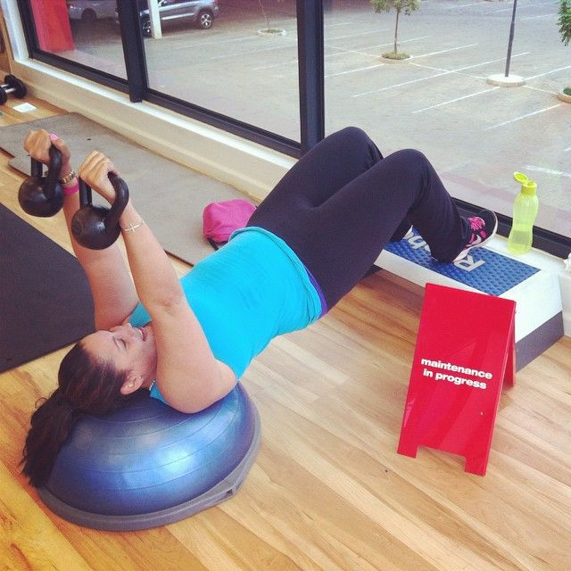Bosu Ball Chair: 21 Best Sore Back Exercises Images On Pinterest