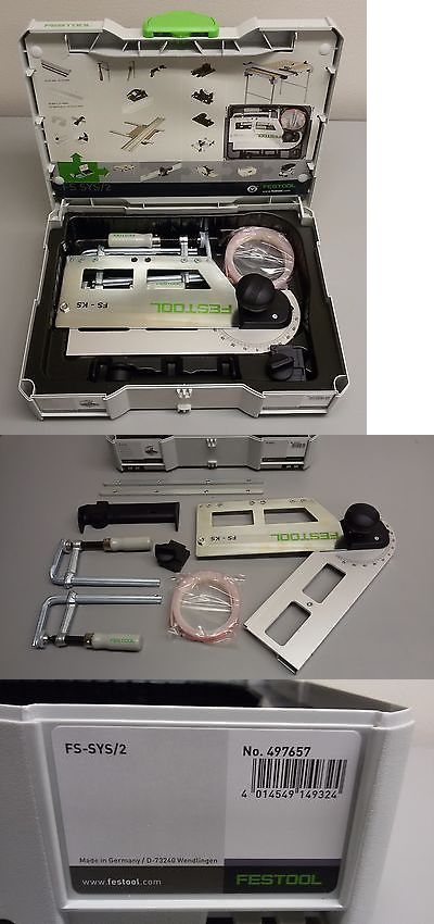 Corded Circular Saws 20785: Festool Guide Rail Accesssory Kit (497657) -> BUY IT NOW ONLY: $205 on eBay!
