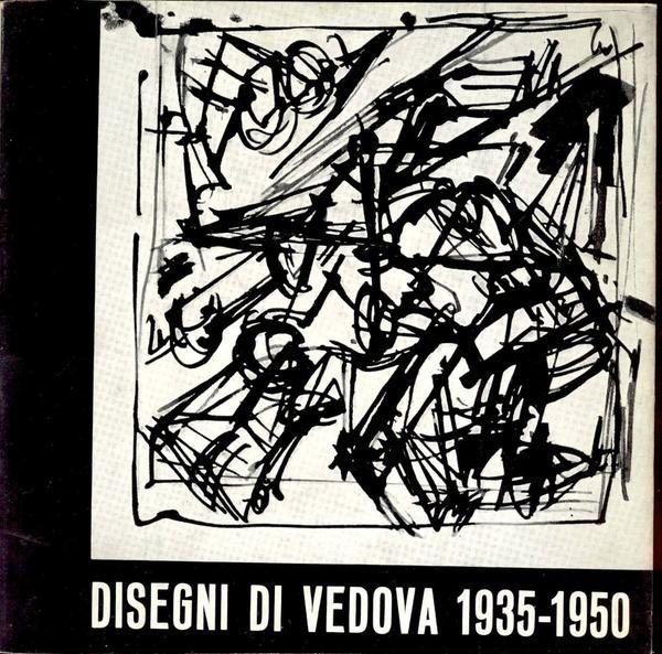 Disegni di Vedova 1935-1950. Edizioni di Comunità,  1961