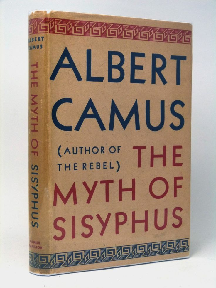 The Myth of Sisyphus - Albert Camus