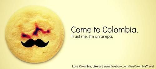 Trust Me. I'm an Arepa