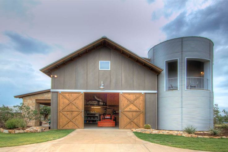 HIGH RIDGE RANCH PARTY BARN in WIMBERLEY, TEXAS   by Burleson Design Group, Inc.