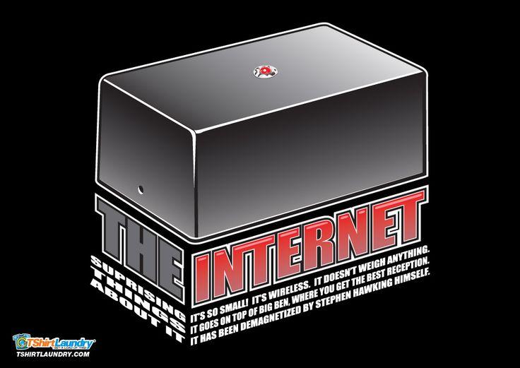 Internet Box Tshirt