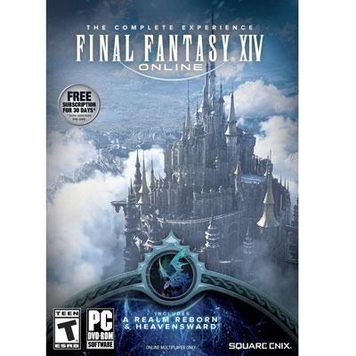Final Fantasy XIV Bndl LE PC (91709)