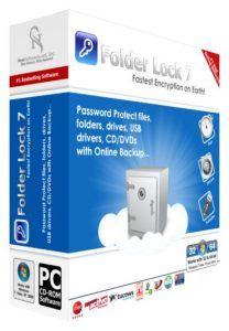 Folder Lock 7.6.5 [2017] License Keys + Crack Final Download