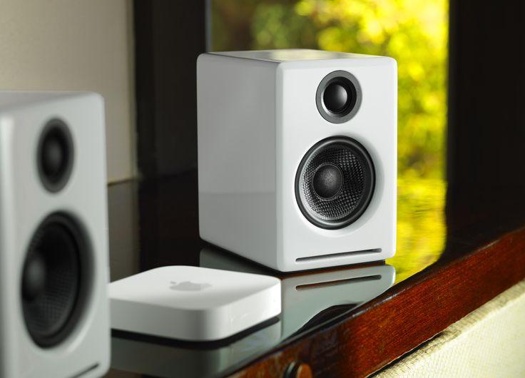 A2+W Powered Desktop Speakers