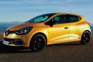 Renault Clio RS 200 1.6 Turbo featuring 197 PS