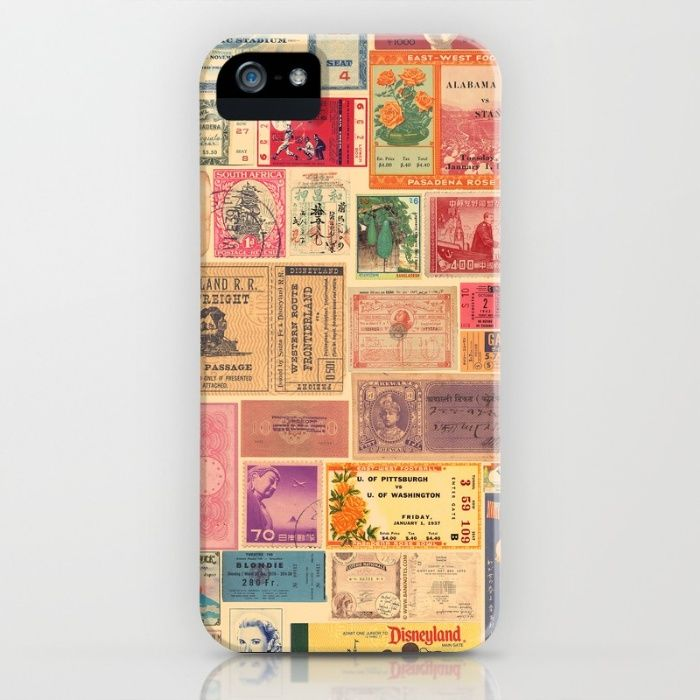 Places, Elsewhere iPhone & iPod Case