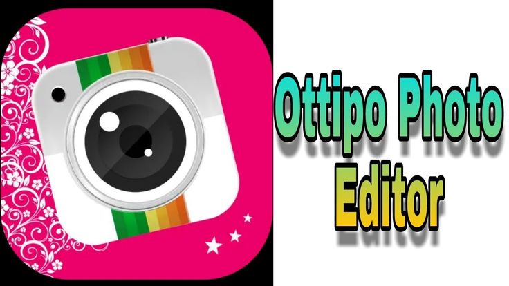 Ottipo Photo Editor Stickers frames Effects Unreleased 2018