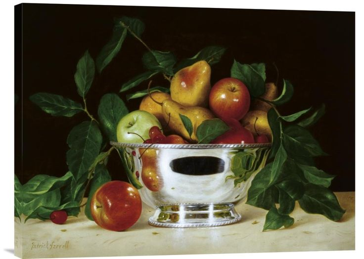 buy feng shui fine art painting fruit in a bowl of silver at wwwexplosionluck buy feng shui