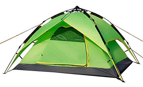 Full Automatic Double Layer Fast Pitch Waterproof Outdoor Camping Traveling 2 Man Tent