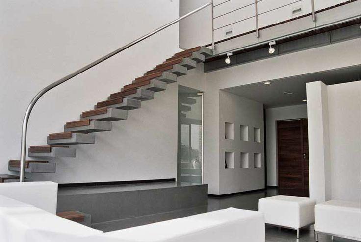 CJS House (2006) Proyecto, Dirección de Obra y Construcción  Más información: http://vanguardaarchitects.com/es/what-we-do.php?sec=house&project=93   #Arquitectura #Architecture #Disenio #Design #SittingRooms #SalaDeEstar