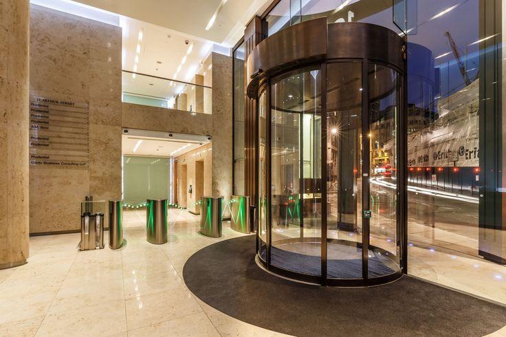 Bauporte Design Entrances BV - Project - 12 Arthur Street