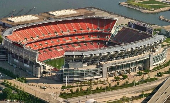 First Energy Stadium Cleveland, OH (Cleveland Browns)