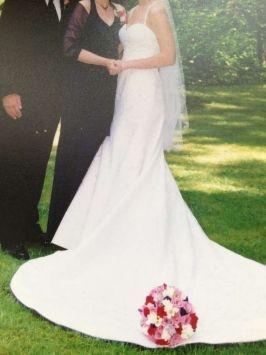 Anjolique Wedding Dress $500