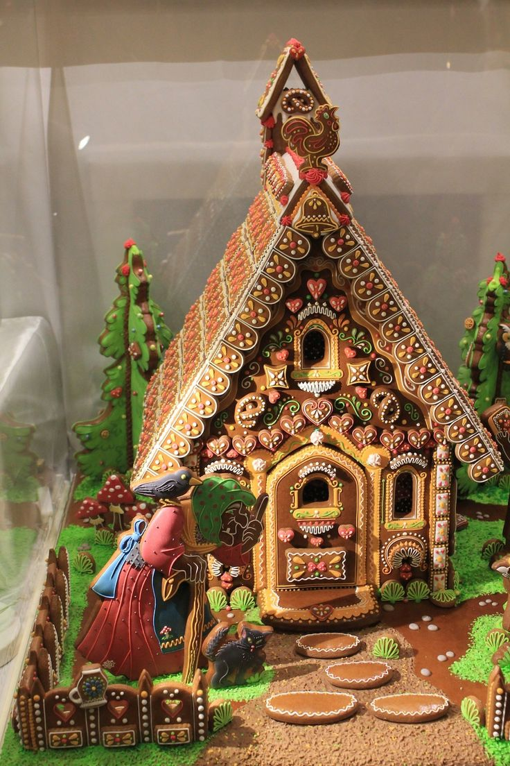 Decoration ideas for kitchen amazing gingerbread house