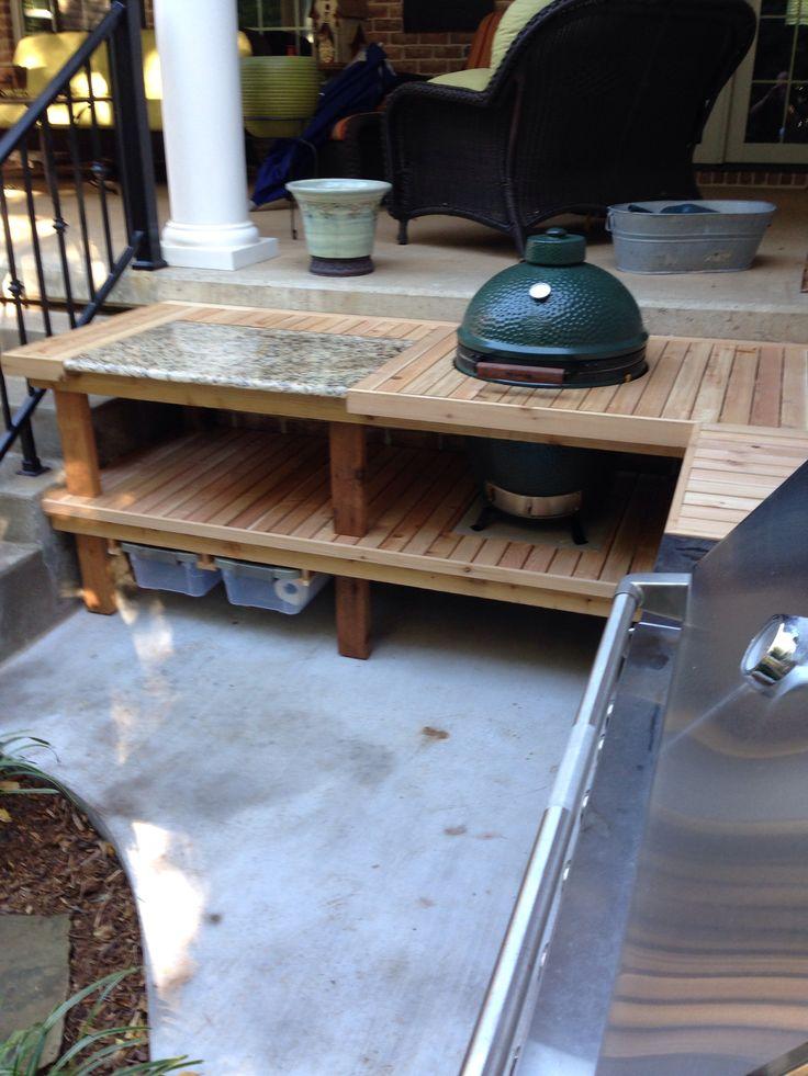 547 best Grillen images on Pinterest Outdoor cooking, Outdoor - outdoor küche selber bauen