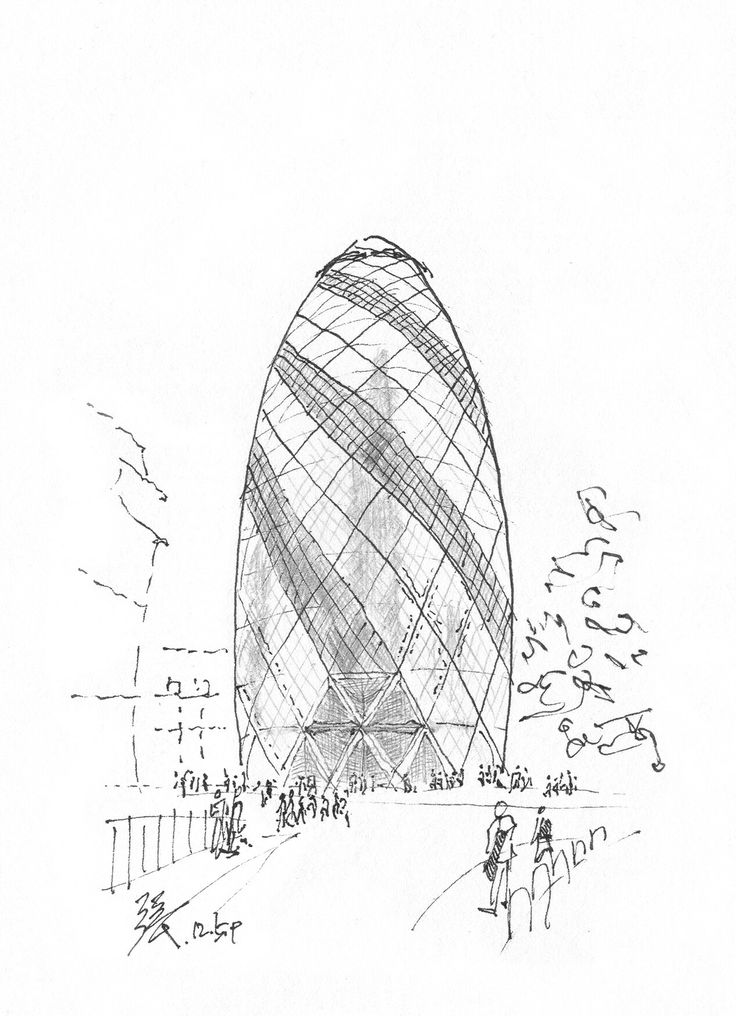 30 st  mary axe building the gherkin  designed by norman