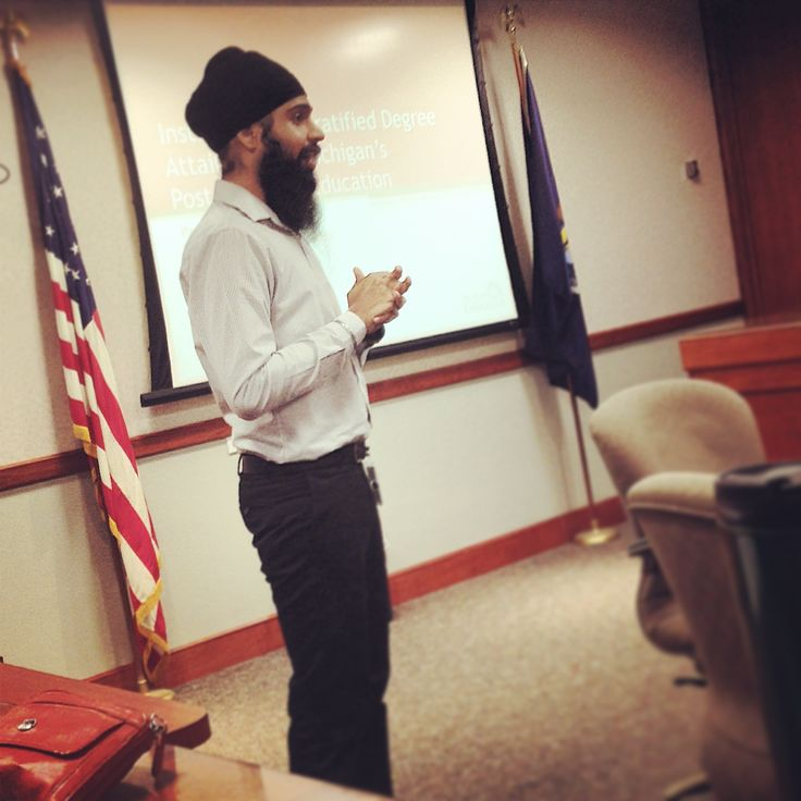 Prabhdeep Kehal MPP MA Completed A Summer 2014 Internship With The Michigan Department Of Education In Lansing MI
