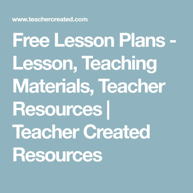 The 25 best teacher created materials ideas on pinterest free lesson plans lesson teaching materials teacher resources teacher created resources fandeluxe Choice Image