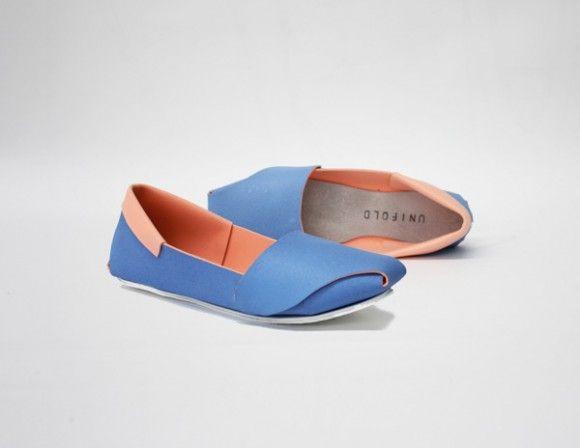 Calçados dobráveis (1)