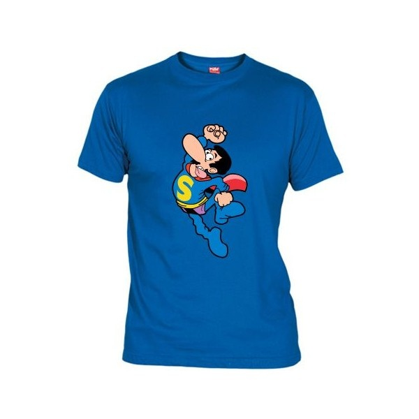 Camiseta Super Lopez