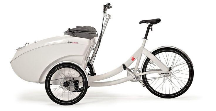 Triobike Mono Cargo Bike Dealer Canada