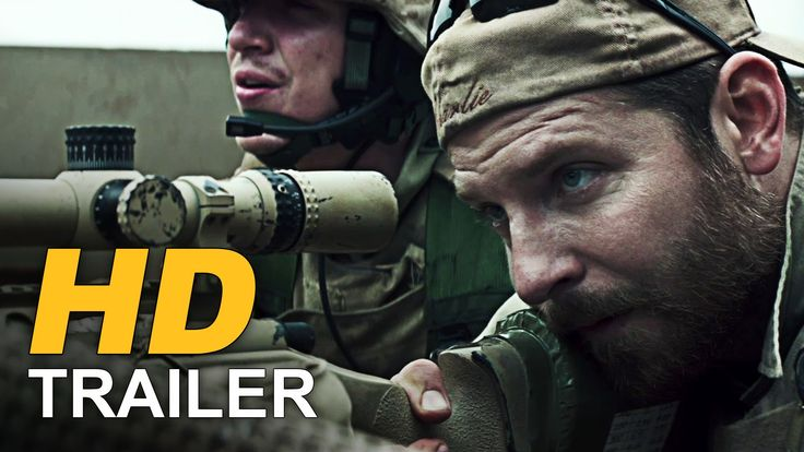 "Trailer ""Der Scharfschütze"" (US 2014, OT: ""American Sniper"") (Quelle: YouTube)"