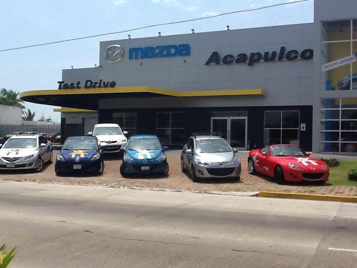 Agencia de autos Mazda