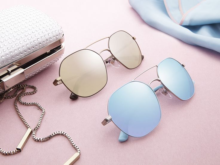 When you've met your match with your new Light and Shine sunglasses.