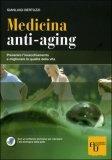 La medicina anti-aging aiuta a migliorare la qualità della vita, insegnando a calcolare la nostra età biologica e proseguendo con indicazioni sulla cucina del benessere (alimentazione, cotture, condimenti), integratori alimentari, antiossidanti, cosmetici, terapie farmacologiche e non farmacologiche.