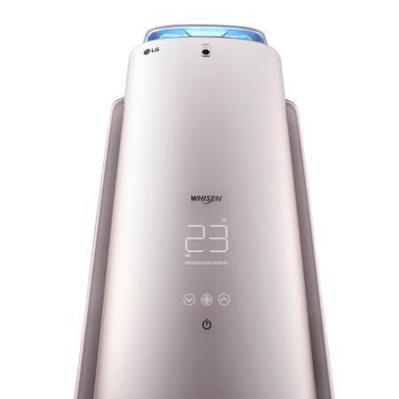 LG whisen air-conditioner