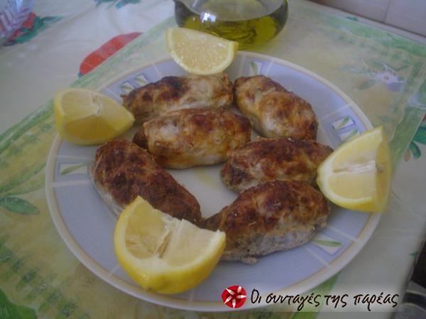 Κυπριακές παραδοσιακές σεφταλιές #sintagespareas