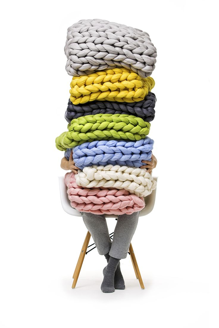 Knitting Wool Blanket : Images about chunky knitting on pinterest wool
