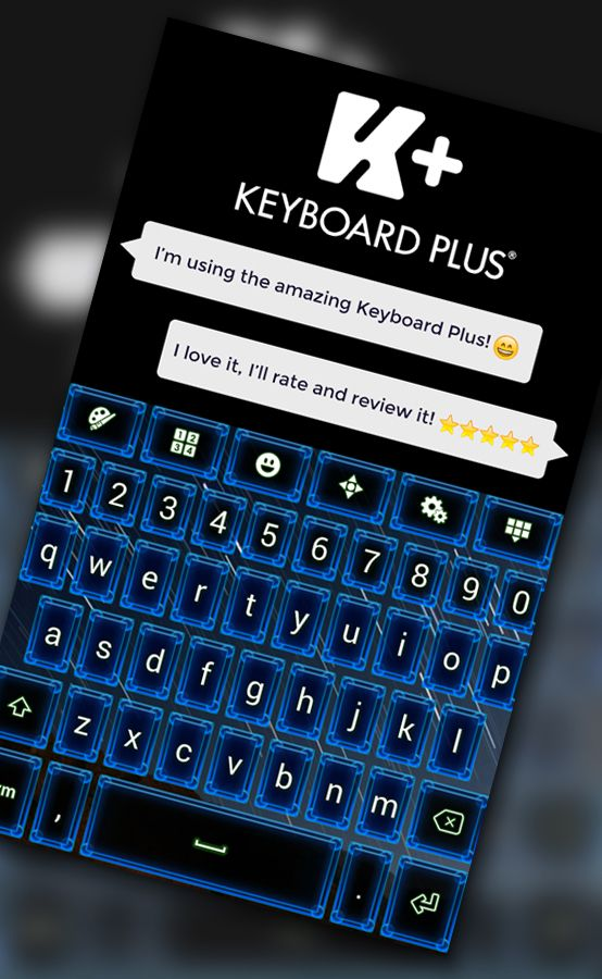When you look at the stars and the galaxy, you feel that you are not just of any particular piece of land, but from the solar system. Check out this amazing Galaxy Keyboard!