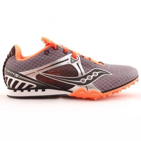 Tony Pryce Sports - Saucony Velocity 5 Men's Running Shoe Grey | Intersport