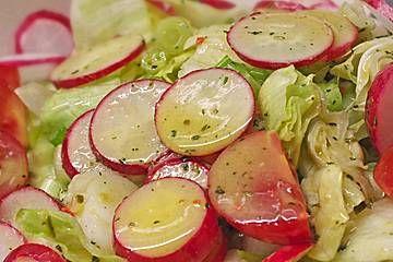 Unsere liebste Salatsoße
