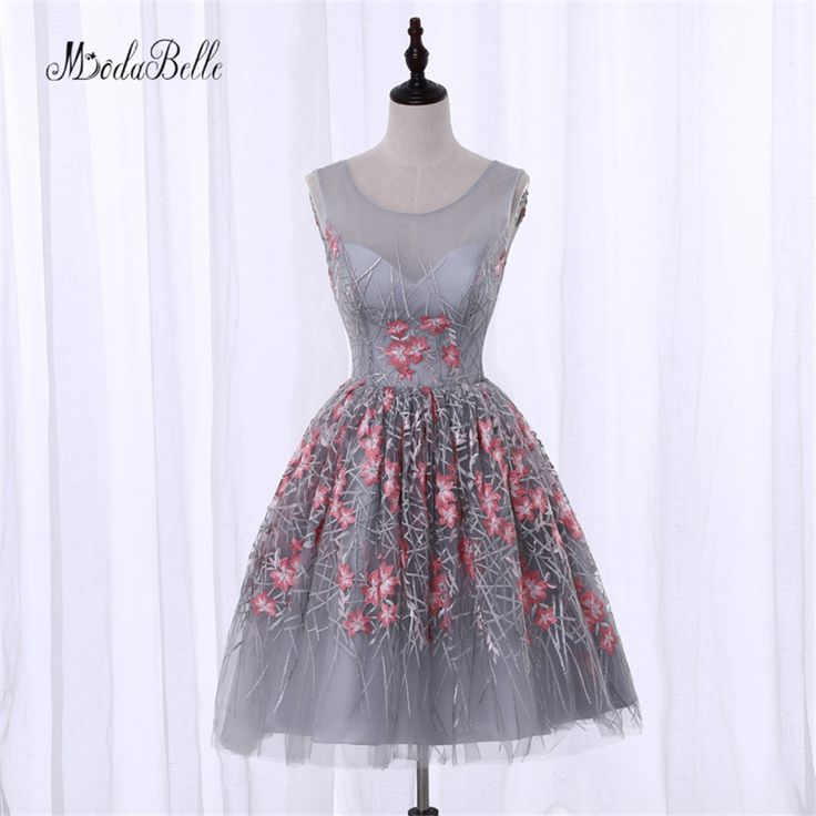 Modabelle Juniors Cute Short Prom Dresses For Homecoming 2017 Under$100 Vestidos De Coctel Floral Gray Semi Formal Dress Cheap |  Compare Best Price for modabelle Juniors Cute Short Prom Dresses For Homecoming 2017 Under$100 Vestidos De Coctel Floral Gray Semi Formal Dress Cheap product. This Online shop give you the best deals of finest and low cost which integrated super save shipping for modabelle Juniors Cute Short Prom Dresses For Homecoming 2017 Under$100 Vestidos De Coctel Floral Gray…