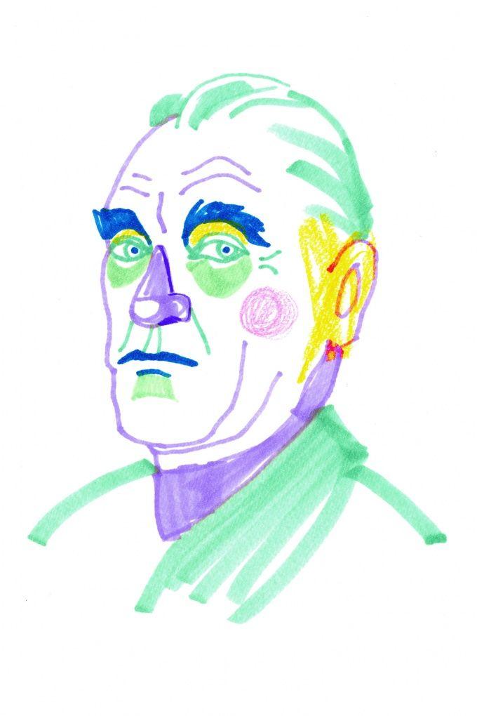 Författarporträtt