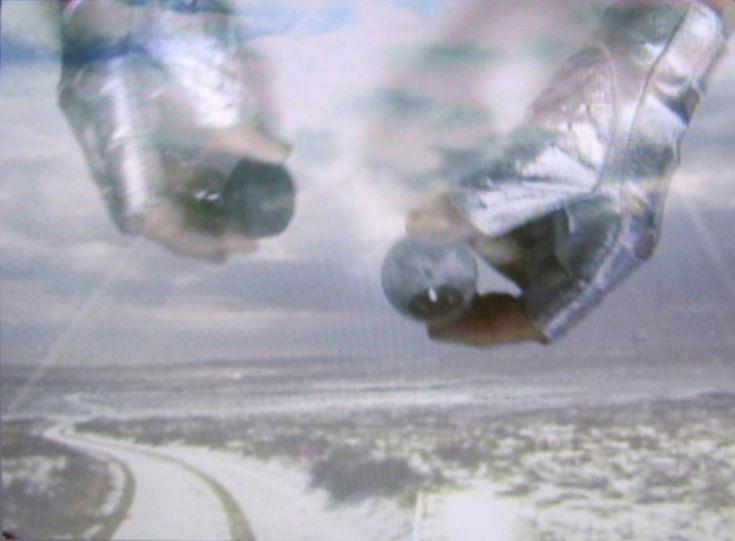 Joan Jonas, Glacier, 2010. Courtsey: Wilkinson Gallery / the artist