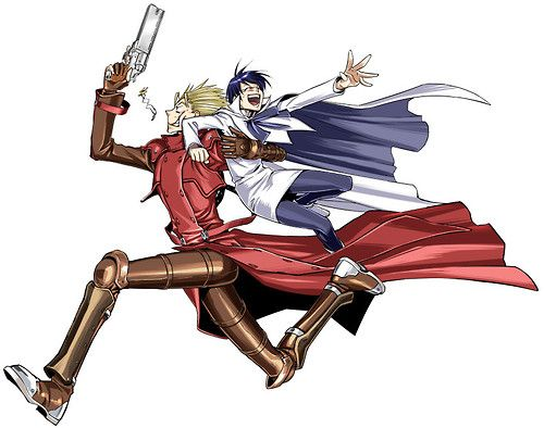 Trigun Anime Official Collectoons Forums