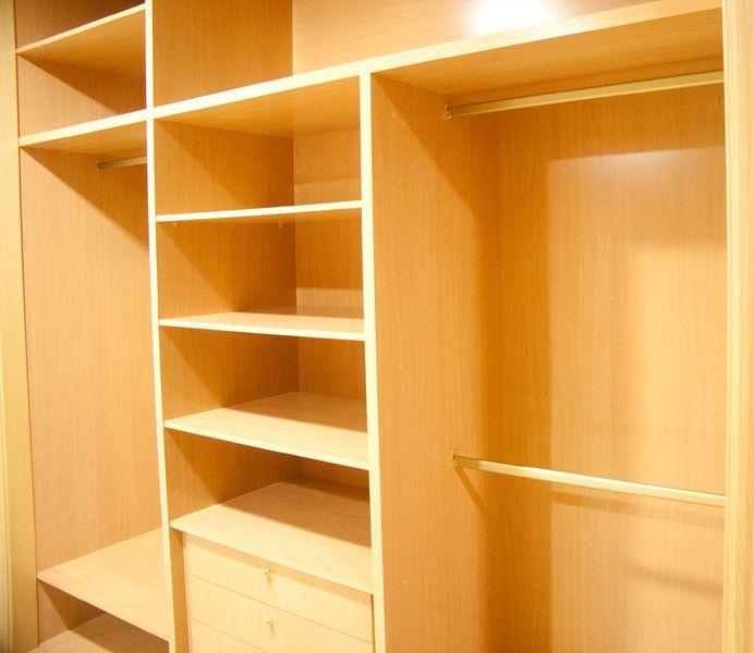 17 mejores ideas sobre interior armario empotrado en - Armarios empotrados diseno ...