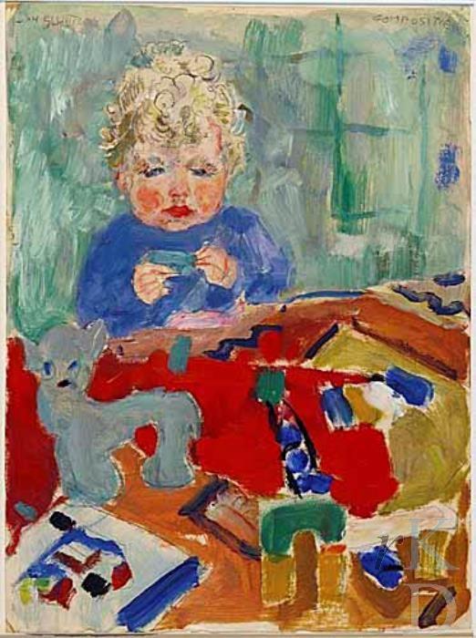 Jan Sluijters   1952