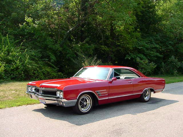 1965 Buick Wildcat Just Like We Had When I Was A Kid My