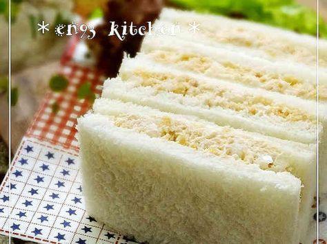 *一番美味しい♡ツナサンドイッチ*の画像